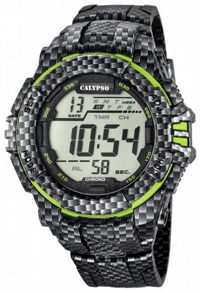 Zegarek męski Calypso digital for man K5681-6 - duże 1