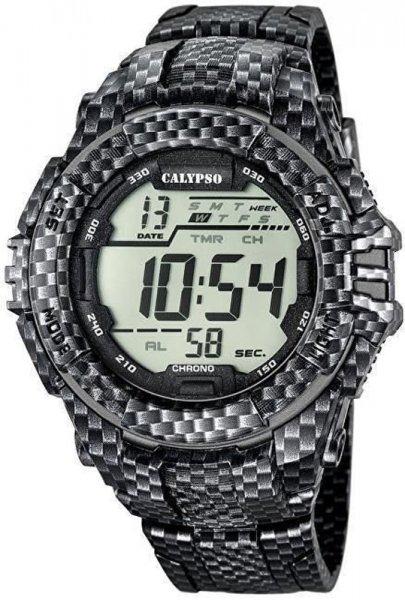 K5681-7 - zegarek męski - duże 3