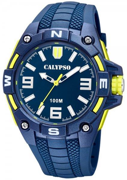K5761-2 - zegarek męski - duże 3