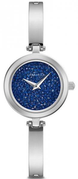 Zegarek Caravelle 43L215 - duże 1