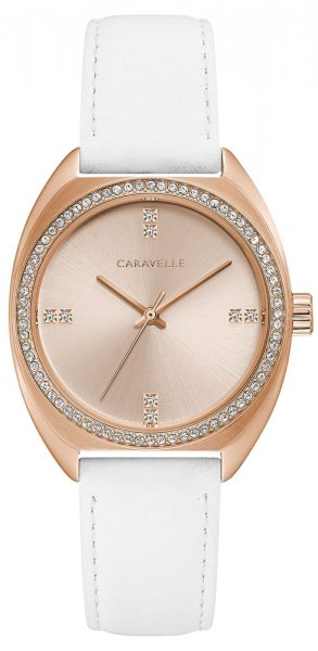 Zegarek Caravelle 44L251 - duże 1