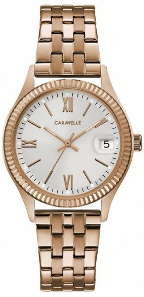 Zegarek Caravelle  44M115 - duże 1