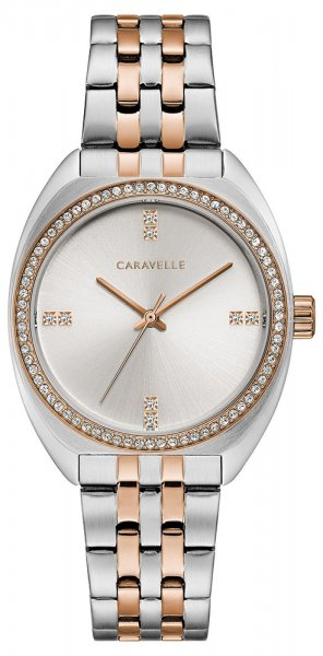 Zegarek Caravelle 45L180 - duże 1