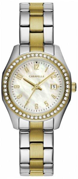 Zegarek Caravelle 45M113 - duże 1