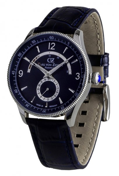 Zegarek Carl von Zeyten CVZ0032BL - duże 1