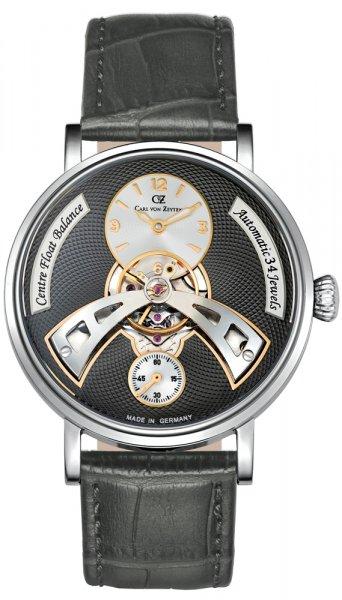 Zegarek Carl von Zeyten CVZ0042GY - duże 1