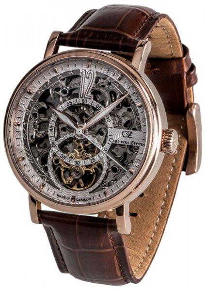 Zegarek Carl von Zeyten CVZ0052RWH - duże 1