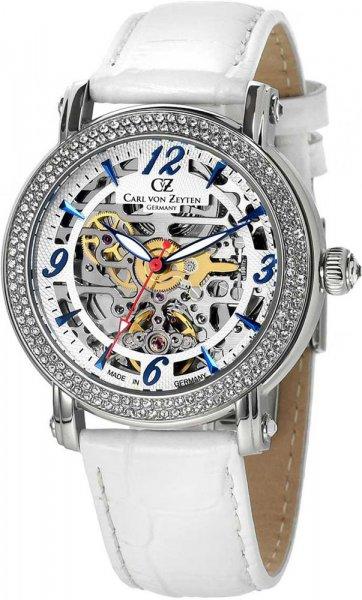 Zegarek Carl von Zeyten CVZ0061WH - duże 1