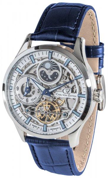 Zegarek Carl von Zeyten CVZ0063SL/SZAF - duże 1