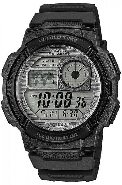 Zegarek Casio AE-1000W-7AVEF - duże 1