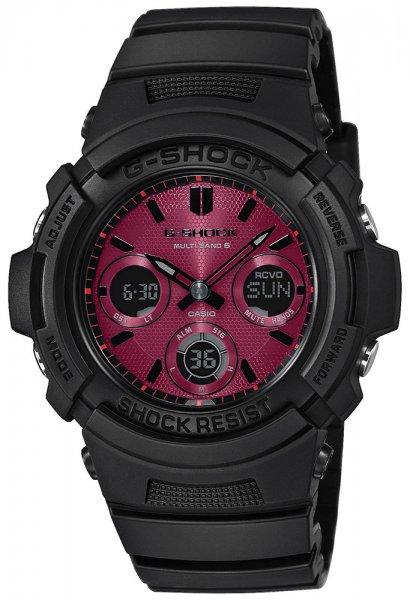 Zegarek Casio G-SHOCK AWG-M100SAR-1AER - duże 1