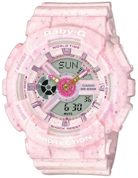 Zegarek Casio Baby-G BA-110PI-4AER - duże 1