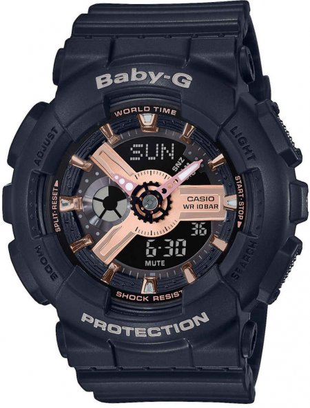 BA-110RG-1AER - zegarek damski - duże 3