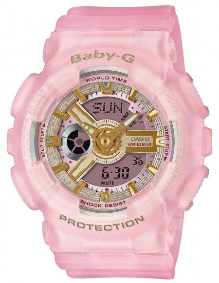 Zegarek Casio Baby-G BA-110SC-4AER - duże 1