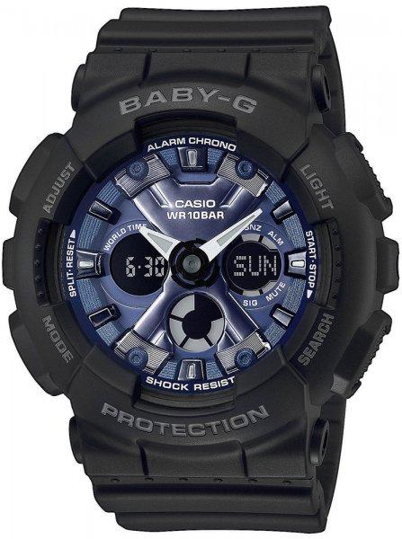 Zegarek Casio Baby-G BA-130-1A2ER - duże 1