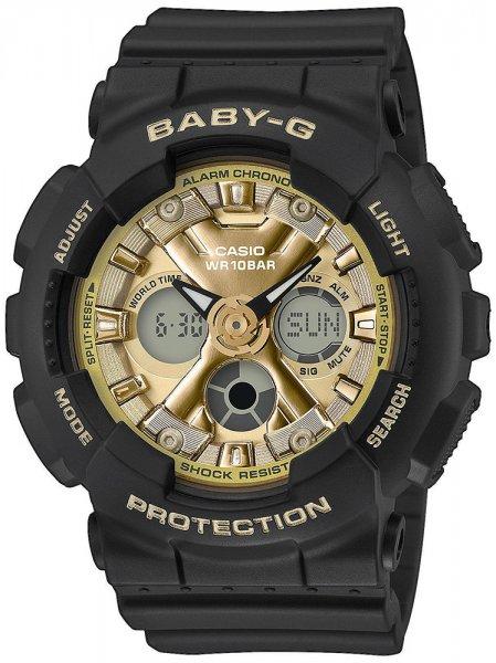 Zegarek Casio Baby-G BA-130-1A3ER - duże 1