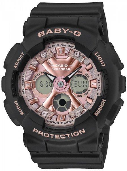 Zegarek Casio Baby-G BA-130-1A4ER - duże 1