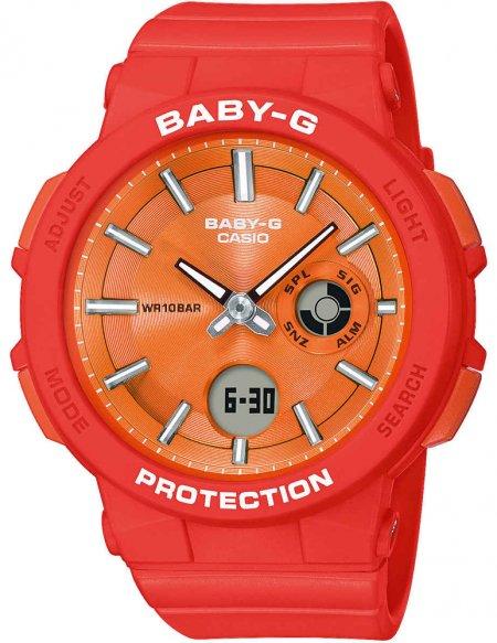 Zegarek Casio BGA-255-4AER - duże 1
