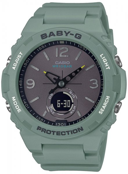 BGA-260-3AER - zegarek damski - duże 3