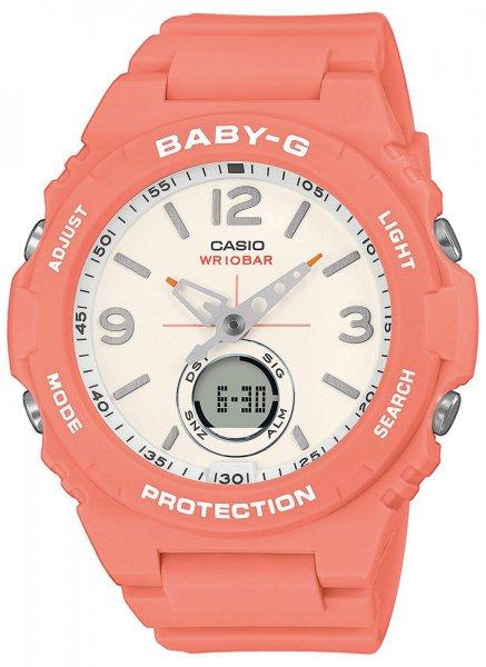 Zegarek Casio Baby-G BGA-260-4AER - duże 1
