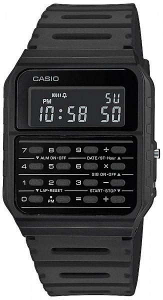 Zegarek Casio RETRO CA-53WF-1BEF - duże 1