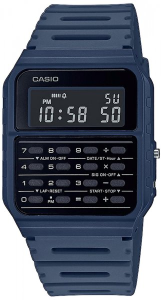 CA-53WF-2BEF - zegarek męski - duże 3