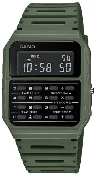 Casio Vintage CA-53WF-3BEF VINTAGE Oldschool OLDSCHOOL MANISH COLOR
