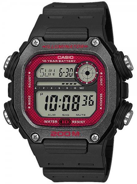 Zegarek Casio DW-291H-1BVEF - duże 1