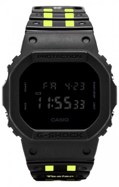 Zegarek Casio G-SHOCK DW-5600BBTL-1ER - duże 1