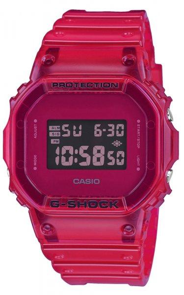 Zegarek Casio G-SHOCK DW-5600SB-4ER - duże 1