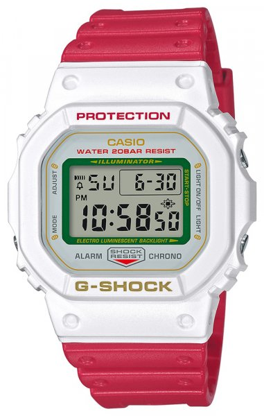 Zegarek Casio DW-5600TMN-7DR - duże 1