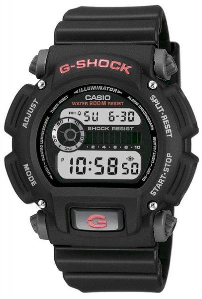 DW-9052-1VER - zegarek męski - duże 3