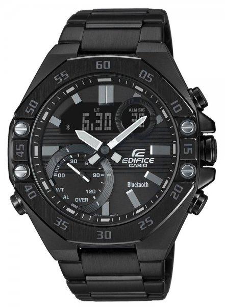 Zegarek męski Casio EDIFICE edifice premium ECB-10DC-1AEF - duże 3