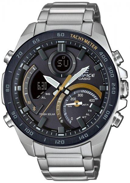 ECB-900DB-1CER - zegarek męski - duże 3