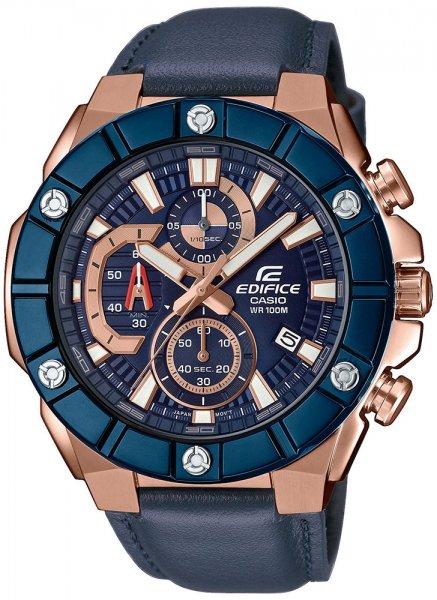 Zegarek Casio EFR-569BL-2AVUEF - duże 1
