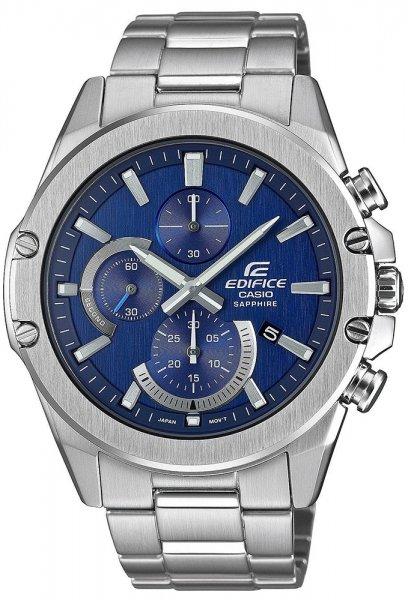 Zegarek męski Casio EDIFICE edifice momentum EFR-S567D-2AVUEF - duże 3