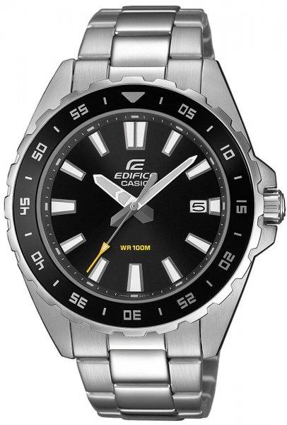 Zegarek Casio EFV-130D-1AVUEF - duże 1
