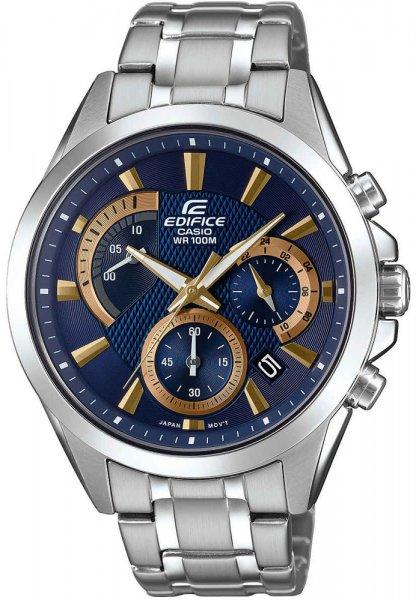 Zegarek Casio EDIFICE EFV-580D-2AVUEF - duże 1