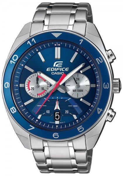 Zegarek Casio EDIFICE EFV-590D-2AVUEF - duże 1