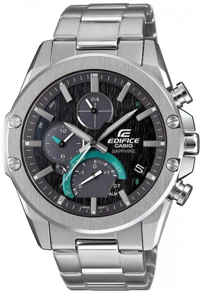 Zegarek męski Casio EDIFICE edifice premium EQB-1000D-1AER - duże 1