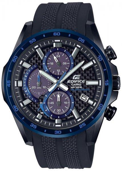 Zegarek Casio EDIFICE EQS-900PB-1BVUEF - duże 1