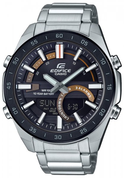 Zegarek Casio EDIFICE ERA-120DB-1BVEF - duże 1