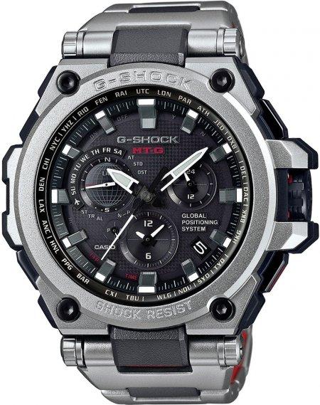 Zegarek G-Shock Casio METAL TWISTED G GPS HYBRID -męski - duże 3
