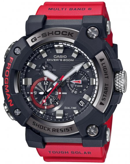 GWF-A1000-1A4DR - zegarek męski - duże 3