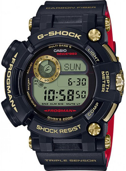 G-Shock GWF-D1035B-1DR G-SHOCK Master of G