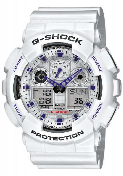 Zegarek G-Shock Casio G-SHOCK LIMITED EDITION VALENCIA CF -męski - duże 3