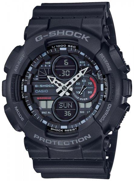 Zegarek Casio G-SHOCK GA-140-1A1ER - duże 1