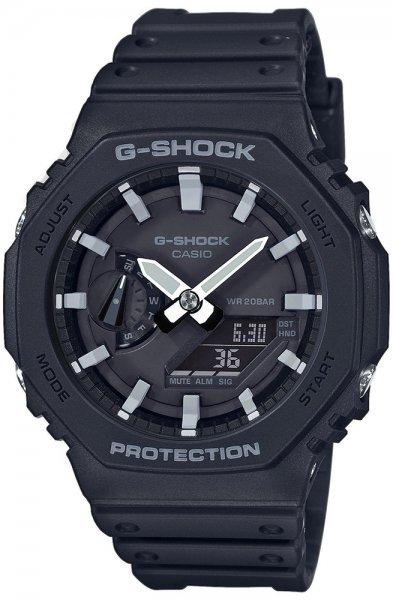Zegarek Casio G-SHOCK GA-2100-1AER - duże 1