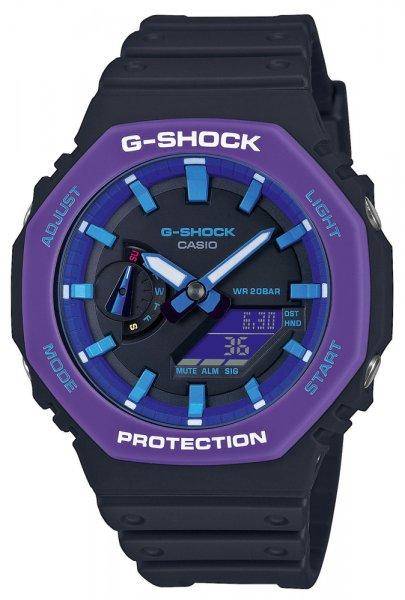 Zegarek Casio GA-2100THS-1AER - duże 1