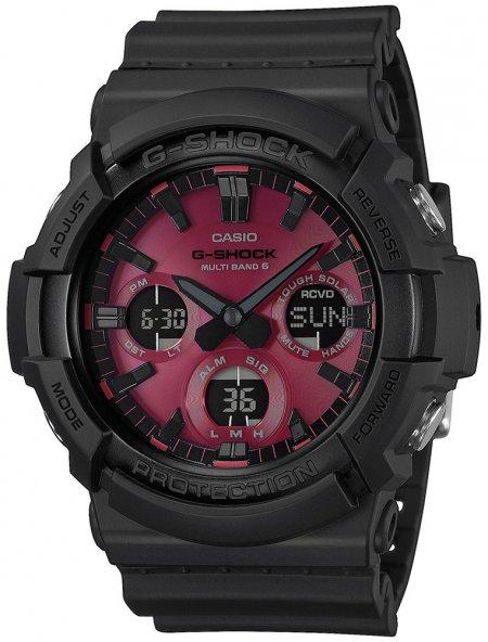Zegarek Casio G-SHOCK GAW-100AR-1AER - duże 1